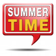 Foto de Stock  : Summer time
