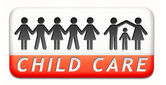 Child care — Stock Photo