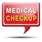 Medical checkup — Stock Photo