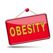 Obesity — Stock Photo #38302923