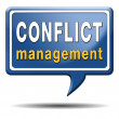 Conflict management — Stock Photo #38303155