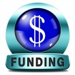 Stock Photo: Funding
