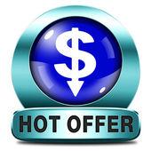 Offerta calda — Foto Stock