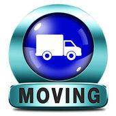 Moving — Stock Photo