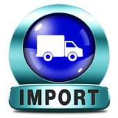 Import — Stock Photo