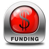 Funding — Foto de Stock
