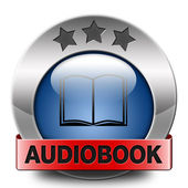 Audiobook — Stock Photo