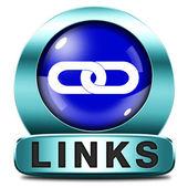 Links — Stock Photo