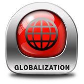 Globalization — Foto Stock