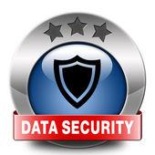 Segurança de dados — Foto Stock