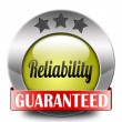 Reliability — Stock Photo #40561441