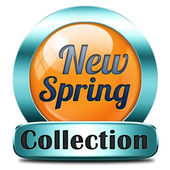Spring collection — Stock Photo