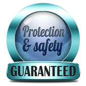 Protection and safety — Stock Photo