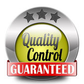 Quality control — Stock Photo