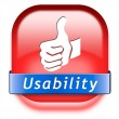 Stock Photo: Usability