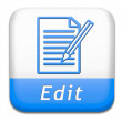 Editing button — Stock Photo #41956571