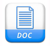 Document — Foto Stock