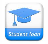 Student loan — Foto de Stock