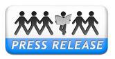 Press release — Stock Photo