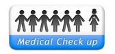 Medical health check up — Stock Photo