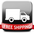 Free shipping package delivery — Stock Photo #43288719