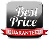 Best price guaranteed — Stockfoto