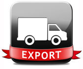 Export international trade — Stock Photo