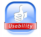 Usability — Stock Photo