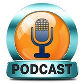 Podcast — Stock Photo