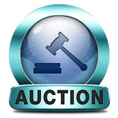 Auction — Stock Photo