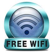Darmowe wifi — Zdjęcie stockowe