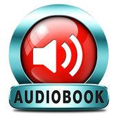 Audiolibro — Foto de Stock