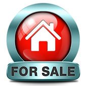 House for sale — Stock Photo