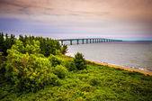 Confederation Bridge — Stock Photo