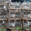 Lobster fishing pots — Stock Photo #16952117