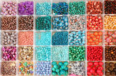 Bead box — Stock Photo