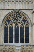 Cathedral Window exterior — Stock Photo