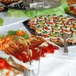 Cold buffet. - Stock Photo