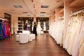 The bridal shop. — Stock Photo