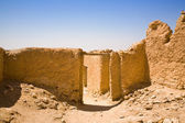 Ancient Village Ruins Chebika. — Stock Photo