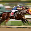 Abstract Blur Horse Race — Stock Photo #50477627