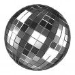 3d disco ball — Stock Photo #13510419