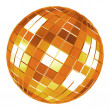 3d disco ball — Stock Photo #13510424
