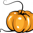 Vector pumpkin — Stock Vector #32808419