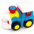 Children's Toy Train — Stock Photo