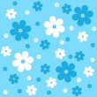 Flower background — Stock Vector