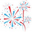 Firework — Stock Vector #17858207