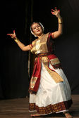 Sattriya Dance ,assamese classical indian dance form — Stock Photo