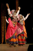 Lambadi Dance -tribal dance of adhra pradesh — Stock Photo