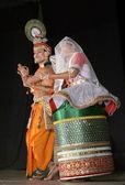 Manipuri dance — Stock Photo